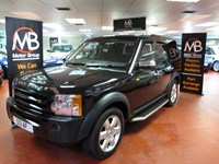 Used Land Rover Discovery Td V6 HSE Auto Panoramic Roof Satnav Full Leather 7St TV Bluetooth
