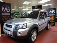 Used Land Rover Freelander Td4 HSE Station Wagon Auto Full Leather Satnav
