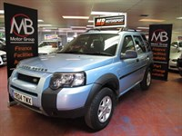 Used Land Rover Freelander Td4 S Station Wagon 4WD