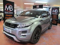 Used Land Rover Freelander SD4 Dynamic Auto SatNav B/tooth Audio 4WD