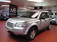 Used Land Rover Freelander FreeLander 2 Td4 S Auto 4x4 AUX Tinted Windows