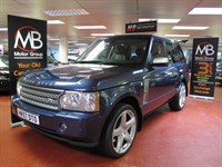 Used Land Rover Range Rover TDV8 VOGUE Auto Satnav TV Sunroof Full Leather Facelift MDL