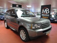 Used Land Rover Range Rover Sport TDV6 S Auto Sport Leather Heated Seats 44K Miles Only