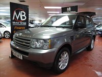 Used Land Rover Range Rover Sport TDV6 S Auto Sport Leather Heated Seats