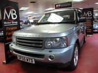Used Land Rover Range Rover Sport TDV6 HSE Auto Sat Nav Full Leather Heated Front/Rear Seats