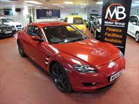 Used Mazda RX-8 4dr [192] Full leather Heated sport Seats 56K Miles Only