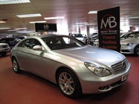 Used Mercedes CLS320 CDI CLS Tip Auto Full Leather 55K Miles