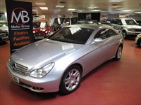 Used Mercedes CLS320 CDI CLS Tip Auto Full Leather