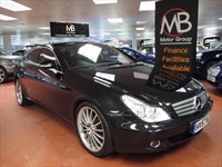 Used Mercedes CLS320 CDI CLS Tip Auto Full Leather 68K Miles Only