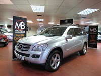 Used Mercedes GL320 GL CLASS CDI 4Matic Tip Auto Satnav Twin Sunroof Full Leather 7St Xenons