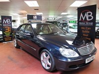 Used Mercedes S600 S600L LIMOUSINE Auto LWB Bi-Turbo Satnan Tracker TV