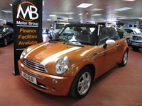 Used MINI Convertible One AC PDC Sport Lights Power Hood Low Insurance