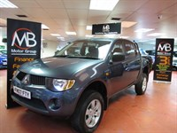 Used Mitsubishi L200 Di-D 4WORK Double Cab *** NO VAT