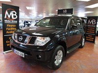 Used Nissan Pathfinder dCi T-SPEC 7St Full Leather Sat Nav