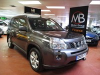 Used Nissan X-Trail dCi 173 Aventura Explorer New Shape Satnav Full LTH S/Roof 68K Miles
