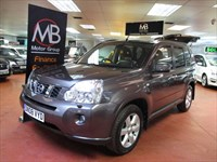 Used Nissan X-Trail dCi 173 Aventura Explorer New Shape Satnav Full Leather S/Roof
