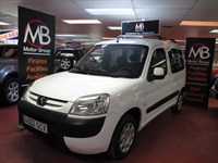 Used Peugeot Partner Combi HDi 5eats LHD AC Registered In ESPANA