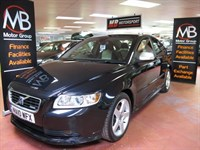 Used Volvo S40 D R DESIGN 6 Sp