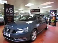 Used VW Passat TDI Bluemotion Tech SE New Shape 6Sp