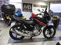 Used Yamaha YBR 125 YBR125 Learner Legal *** Nationwide Delivery Available