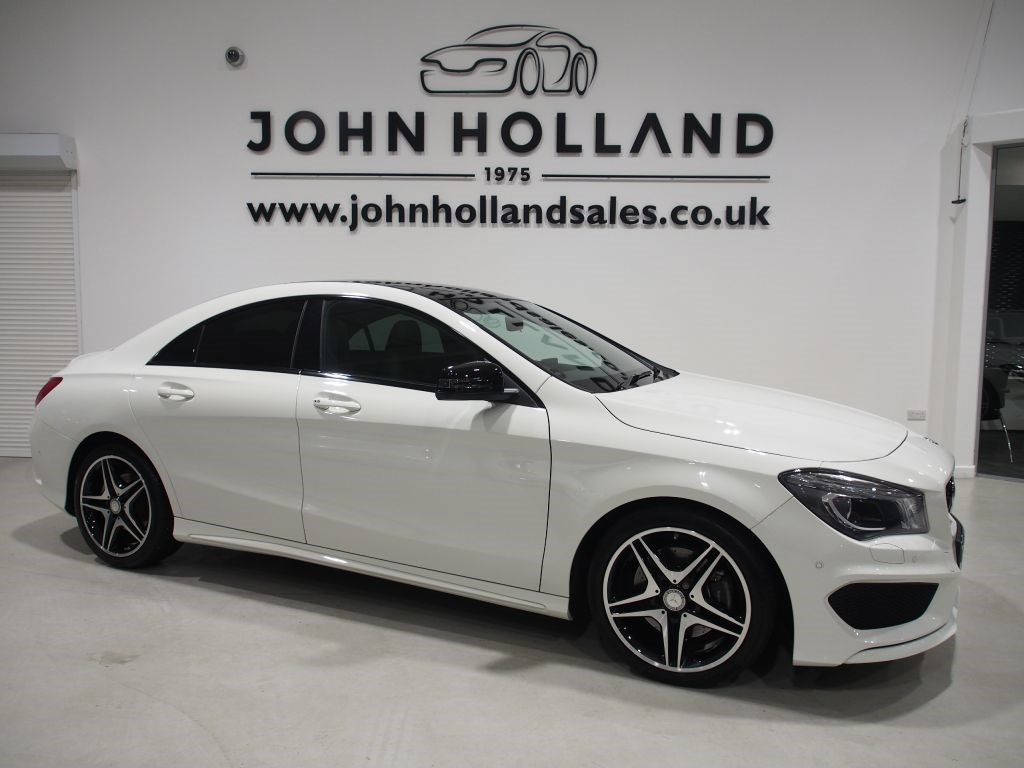 used mercedes cla 220 cdi amg sport pan roof exclusive pack night pack 18 alloys 1 owner. Black Bedroom Furniture Sets. Home Design Ideas