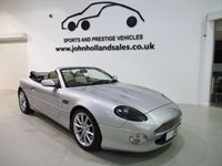 Used Aston Martin DB7 VANTAGE VOLANTE True Collector's Example Impeccable History and Condition