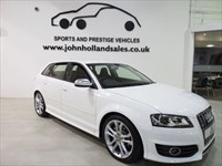 Used Audi S3 Quattro Big Spec, Bucket Seats Nav 1 Owner FASH