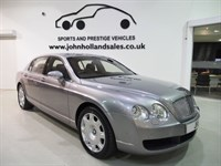 Used Bentley Continental Flying Spur Massive Specification Too Much to List Excellent History Stunning