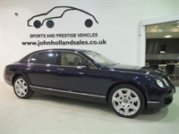 Used Bentley Continental Flying Spur 5 SEATS Rear Entertainment Sunroof Huge Spec