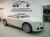Used Bentley Continental GTC Stunning Big Spec Individual One Off