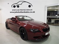 Used BMW M6 Huge Spec Individual Colour and Interior Perfect History