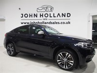 Used BMW X6 M 50D VAT Qualifying  As New 1 Owner Only 4901 miles