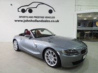 "Used BMW Z4 SPORT ROADSTER 18""Alloys Full Leather stunning FSH"