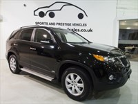 "Used Kia Sorento CRDI KX-2 Bluetooth 7 Seats 17"" Alloys Full Leather 7 Year Warranty"
