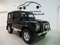 """Used Land Rover Defender 90 County Station Wagon XS Air Con 16"""" Alloys  Half Leather  Stunning"""