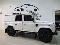 Used Land Rover Defender Overland Arctic Edition 110 XS UTILITY WAGON VAT Qualifying