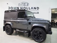 Used Land Rover Defender 90 TD HARD TOP XS Overland Black Edition Brand New Unused Great Spec