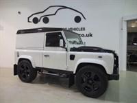 Used Land Rover Defender Overland Arctic Edition Bespoke Vehicle Huge Spec VAT Qualifying