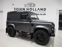 Used Land Rover Defender 90 TD HARD TOP XS Twisted T40