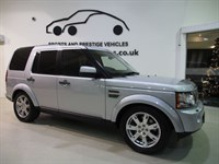 """Used Land Rover Discovery 4 3.0 TDV6 XS 7 Seats 19"""" Alloys Sat Nav Btooth one Owner FSH"""