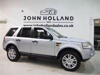 Used Land Rover Freelander TD4 XS Vat Qualifying Rear Seats & Door Cards