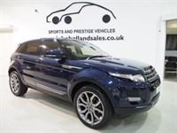 "Used Land Rover Range Rover Evoque SD4 PURE 20"" Alloys, Rev Camera, Front & Rear Park"
