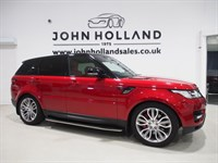 "Used Land Rover Range Rover Sport HSE Dynamic Big Spec, 21""s Pan Roof Rear Entertainment FLRSH"