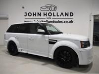 "Used Land Rover Range Rover Sport TDV6 HSE Onyx Conversion 22"" Alloys"