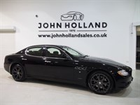 Used Maserati Quattroporte S Huge Spec Car Executive Pack Electric Rear Climate Massage Seats Stunning