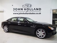 "Used Maserati Quattroporte S New Shape Low Miles Exceptional Car 20"" Alloys"