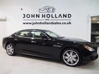 "Used Maserati Quattroporte S Big Spec 1 Owner 20""s Cooled Seats Stunning"