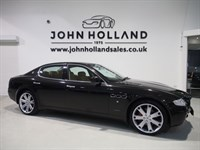 Used Maserati Quattroporte V8 SPORT GT Beautiful Example Low Miles Electric Rear Seats