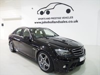 Used Mercedes C63 AMG Best Colour Combo Low Miles Full Merc History