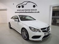 "Used Mercedes E220 CDI AMG SPORT Pan Roof Comand 18""Diamond Faced Alloys 1 owner"